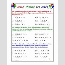 76 Best Images About Math Mean, Median, Mode, & Range On Pinterest  Activities, Fun Math Games