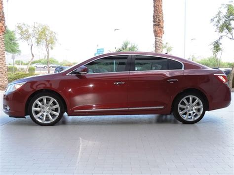 Buick Lacrosse 2011 Cxs by Used 2011 Buick Lacrosse Cxs Nav Stock 460869a