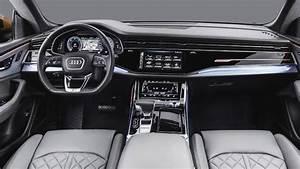 Audi Q8 Interieur : audi q8 2019 afmetingen bagageruimte en interieur ~ Medecine-chirurgie-esthetiques.com Avis de Voitures