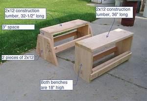 Chad's Sawhorse Workbench - Popular Woodworking Magazine