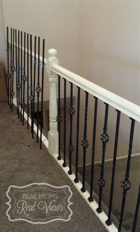 baluster iron realmomsrealviews projects