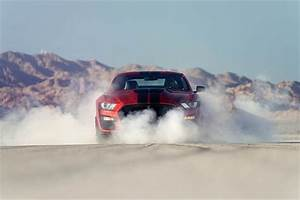 New Shelby GT500 is fastest road-going Ford Mustang ever