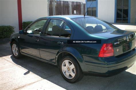 2001 Volkswagen Jetta Tdi Sedan 4