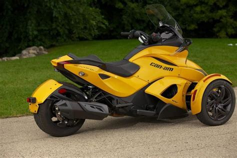 can am trike buy 2013 can am spyder rs s se5 trike on 2040 motos