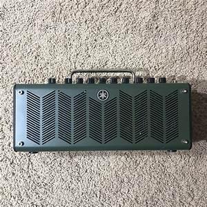 Yamaha Thr10x High Gain 10w Combo Amplifier Camo Green