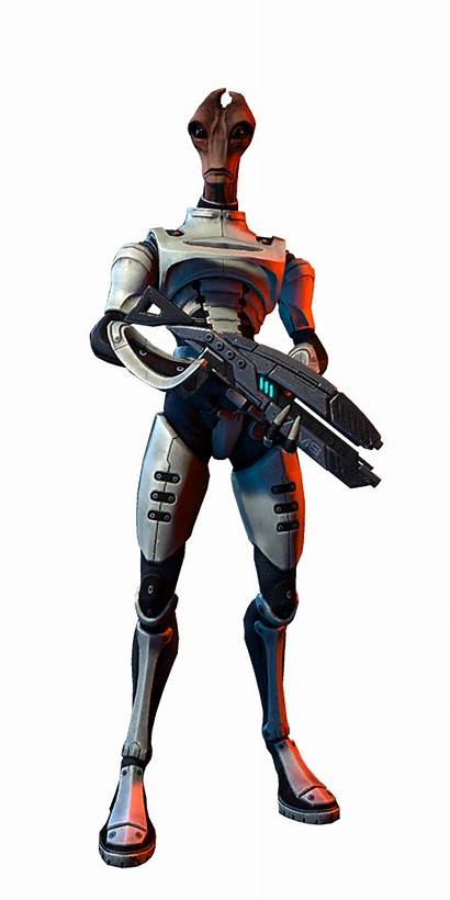 Salarian Infiltrator Mass Effect Engineer Character Orokin