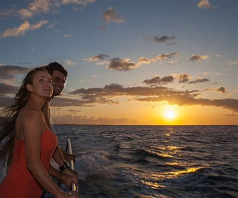 Catamaran Journey Hawaii by Kauai Activities Luaus Snorkeling Zipline Kayaking