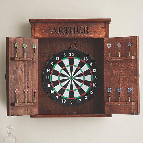 dart board cabinet personalized dart board cabinet wine enthusiast