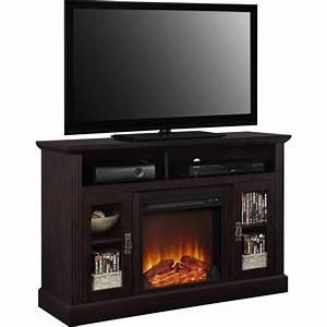 "50"" Fireplace TV Stand in Espresso - 1764096PCOM"