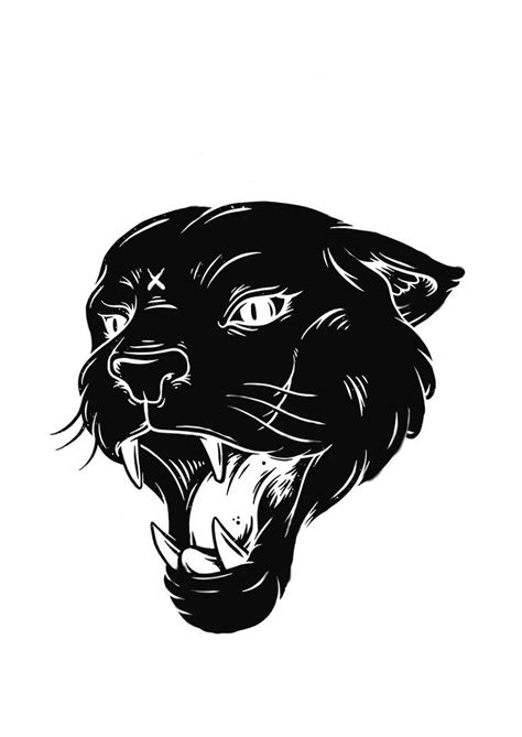 panther tattoo ideas pinterest arte del tatuaje