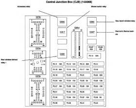 similiar 04 taurus fuse box diagram keywords pin 2004 ford taurus relay fuse box diagram pictures to pin on