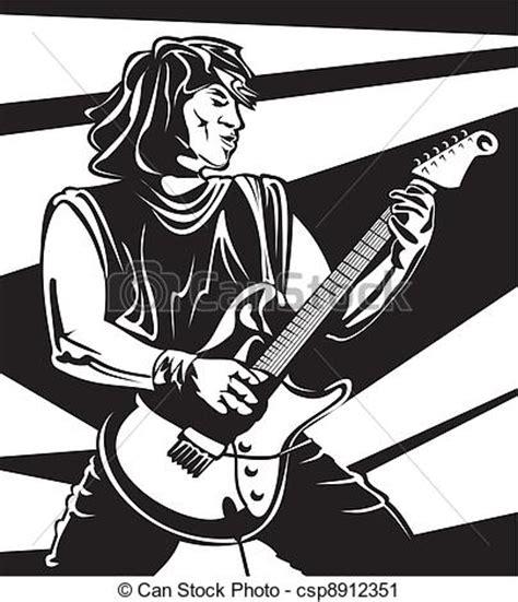lead guitarist perform  concert play guitar electric