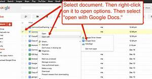 free technology for teachers how to open and edit word With google drive edit documents