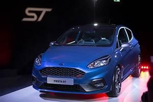 2018 Ford Fiesta ST Debuts In Geneva