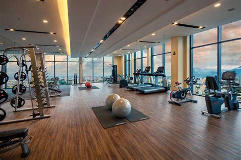 Apartment Fitness Center by Gymnasium Altara Suites
