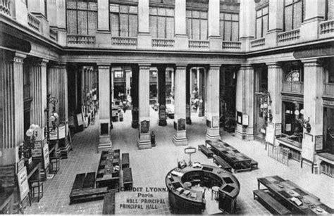 credit lyonnais siege le siège du crédit lyonnais en 1900
