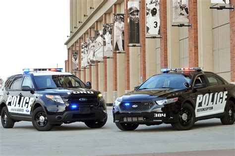 2018 Ford Police Interceptor Features Anti Sneaker Safety