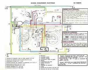 Restauration Yamaha 125 As3