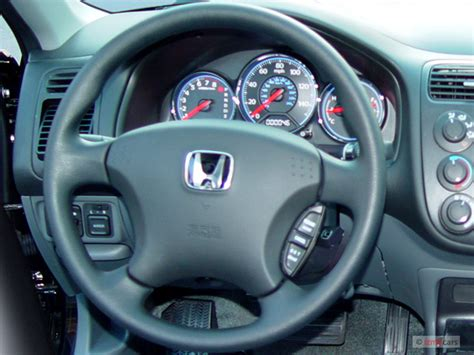 image  honda civic sedan   se steering wheel