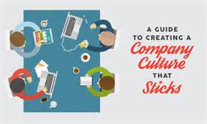 How to Develop Culture Company