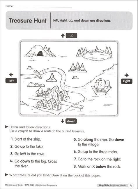 cardinal directions worksheet 3rd grade search results for cardinal directions worksheet
