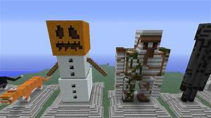 Statues - All mobs excluding dragon as of 1.3.2 Minecraft ...