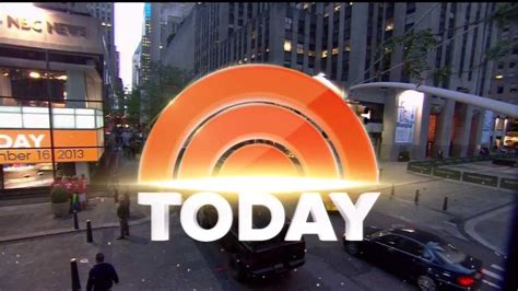 TODAY Show - New Set, New Graphics, New Music Montage LATE ...