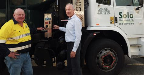 SA hydrogen device aiming to reduce truck emissions - InDaily