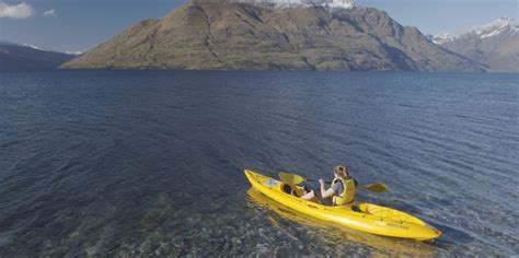 Paddle Boats Queenstown by Paddle Queenstown Kayak Tours Kayaking Queenstown