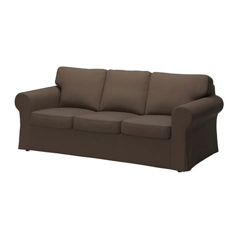 ektorp sofa cover jonsboda brown ikea