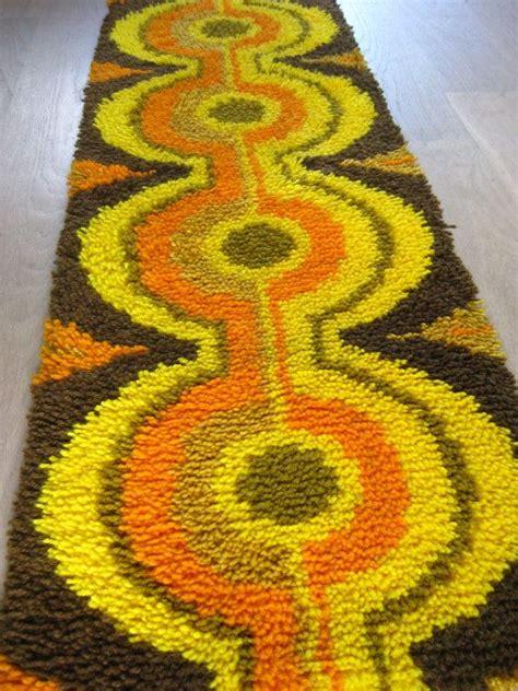 mod design rug carpet verner panton eames era mid