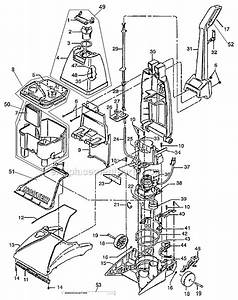 Rug Doctor Repair Parts Home Design Ideas  Hoover Fh50021 Parts List And Diagram