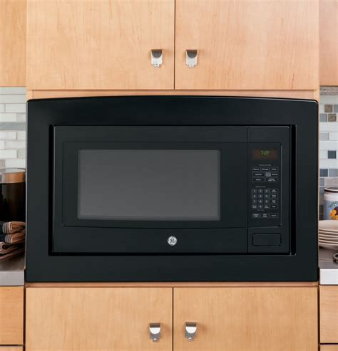ge pebdfbb  cu ft countertop  built  microwave oven  control lockout sensor