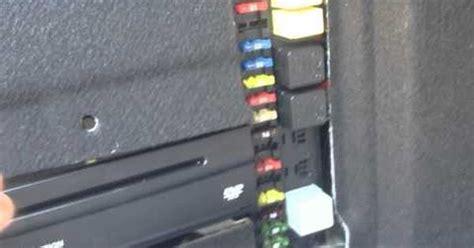 mercedes w211 e500 fuse box locations and chart diagram auto