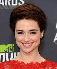 Crystal Reed Hairstyles for 2017 | Celebrity Hairstyles by ...