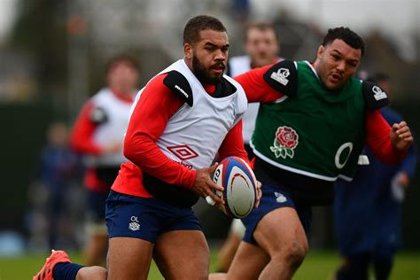 England vs Ireland: Ollie Lawrence has a chance to grab ...