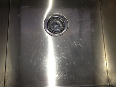 how to remove scratches from brushed stainless steel sink how to remove scratches from stainless steel stainless