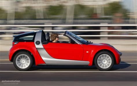 Coupe Cars : Smart Roadster Coupe Specs