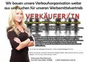 Verkäuferin Gesucht Berlin : verk ufer oder verk uferin gesucht in wien vertrieb verkauf handel ~ Orissabook.com Haus und Dekorationen