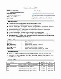 resume format for software testing fresher resume With manual testing 3 years experience sample resumes