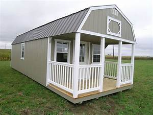 amish built portable garage shed cabin barn tiny house no With amish barn builders indiana