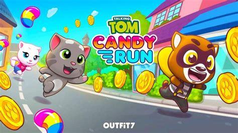 talking tom candy run tips tricks