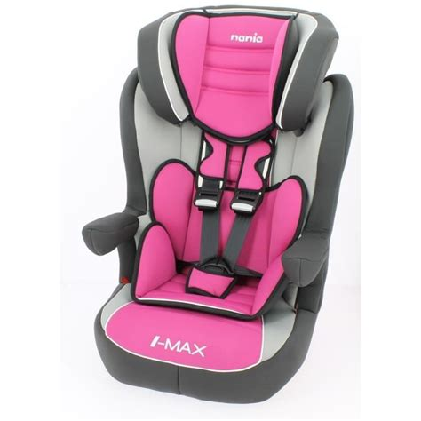 siege auto groupe 1 2 3 isofix nania réhausseur luxe i max sp isofix groupe 1 2 3 achat