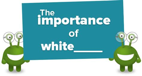 The Importance Of White Space In Web Design
