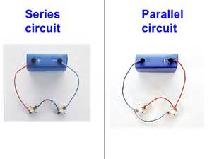 Series and Parallel Circuits Venn Diagram