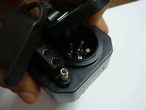 Adaptador Conector Para Remolque De 7 A 6 Y 4 Puntas Pm0