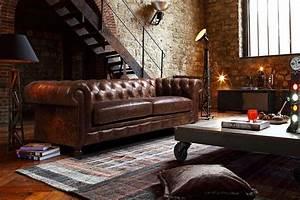 Les Plus Beaux Canapés : les plus beaux canap s chesterfield notre s lection ~ Melissatoandfro.com Idées de Décoration
