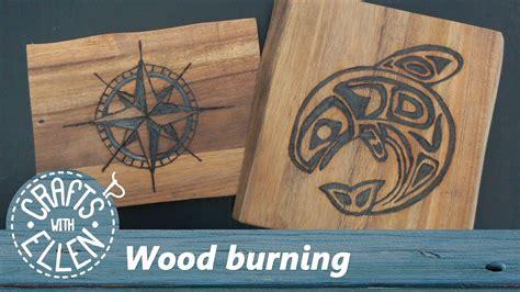 pyrography wood burning  beginners youtube
