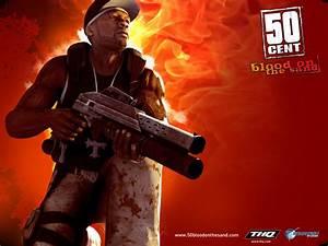 Fond ecran, wallpaper 50 Cent : Blood On The Sand ...