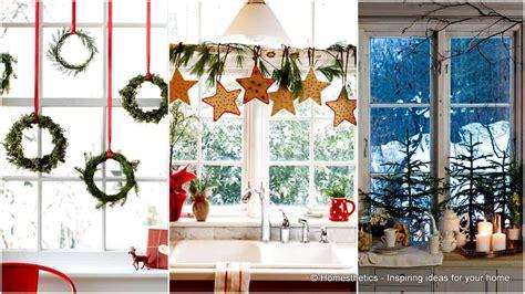 30 Insanely Beautiful Last-minute Christmas Windows